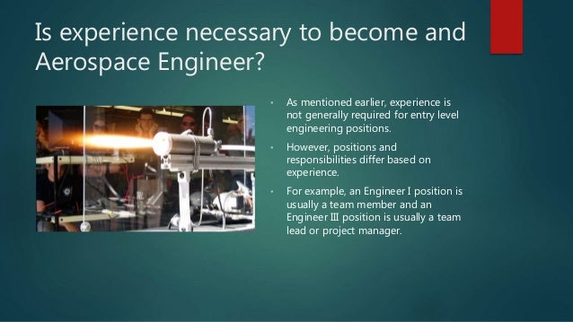 aeronautical engineers essay Aerospace engineering is a at the turn of this century the wright brothers became the first aeronautical engineers with continue reading this essay.