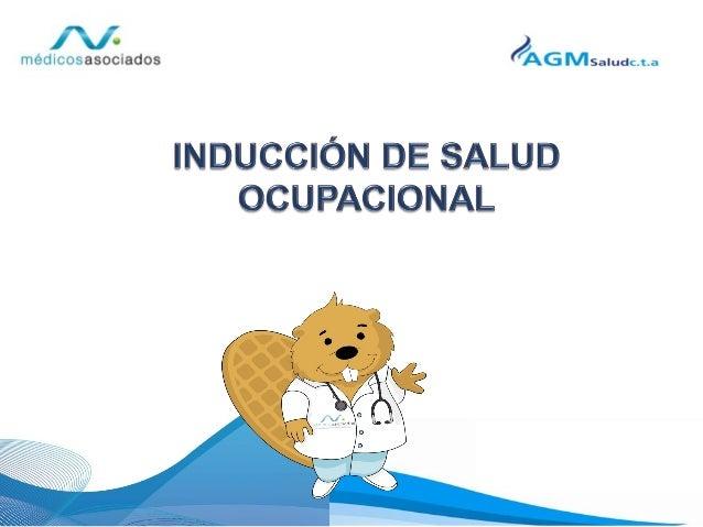 SALUD OCUPACIONAL • SALUD: Según la OMS define salud como el completo bienestar físico, mental y social del individuo. • S...