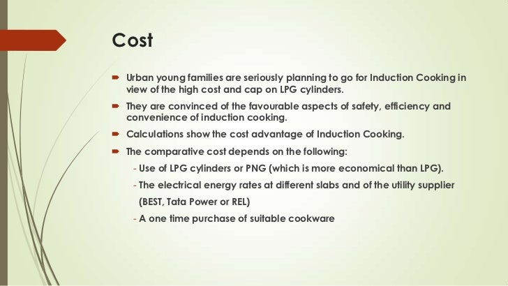 Benefits Of Induction Cooker ~ Induction cooking