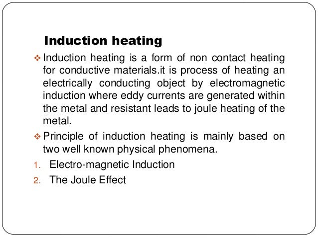 handbook of induction heating pdf