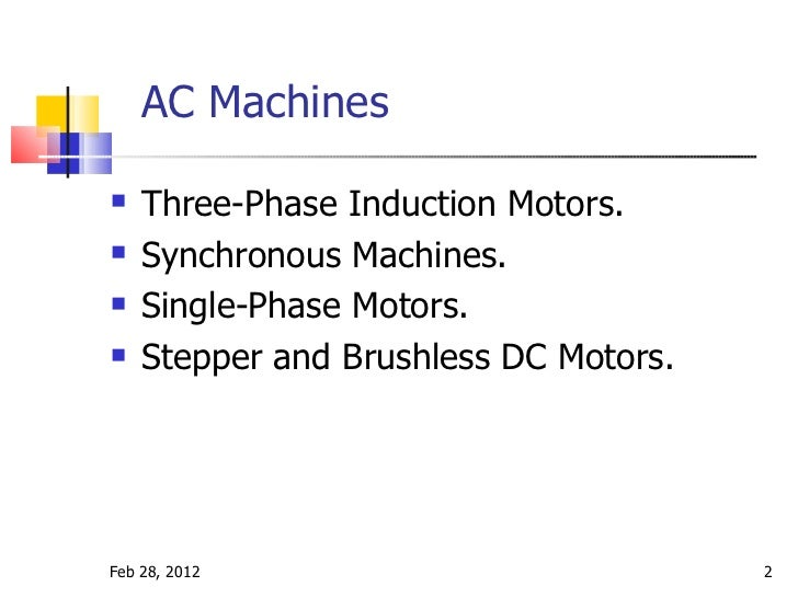 Induction Motor Advantages 28 Images Starter Of An