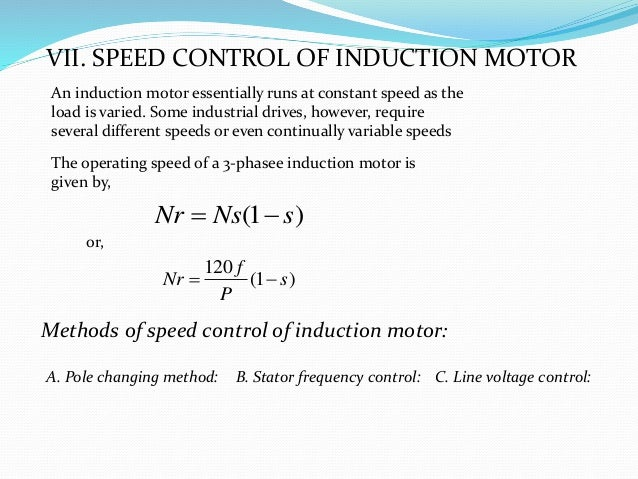 Modeling and testing of induction motors for Variable frequency control of induction motor