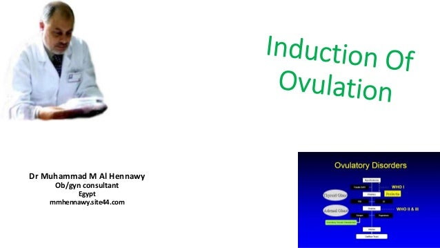 Induction of ovulation