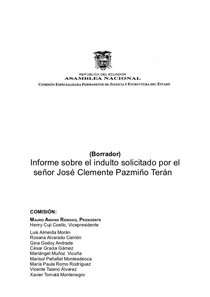 Comisión de Justicia_Convocatoria No 110