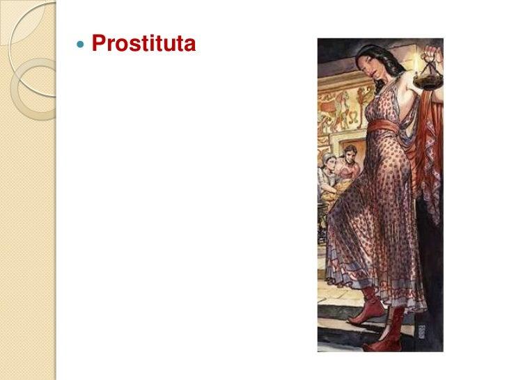 vestuario de prostituta