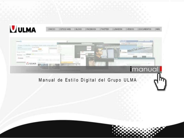 Manual de Estilo Digital del Grupo ULMA