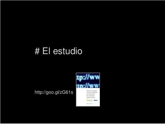 Indusmedia 2013 - Guillermo Vilaroig - De la teoría a la práctica. Estudio realizado por Overalia y Adegi Slide 2