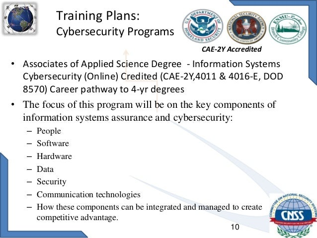 cybersecurity critical infrastructure framework course