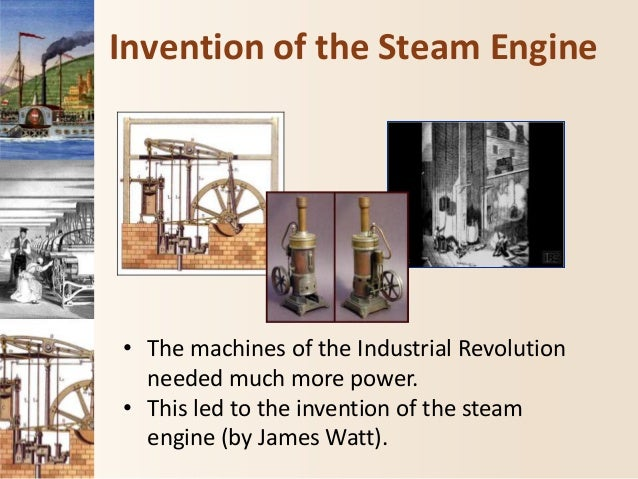 the contributions of james watt in britains industrial revolution A much clearer illumination of capitalism's economic roles is offered by the partnership of inventor james watt and promoter matthew boulton, who joined together to produce the key machine of the industrial revolution: an efficient steam engine.
