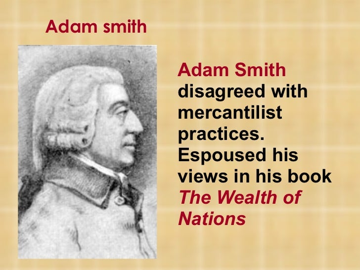 Did Adam Smith have a wife?