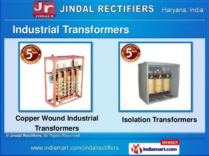 Industrial TransformersCopper Wound Industrial   Isolation Transformers    Transformers