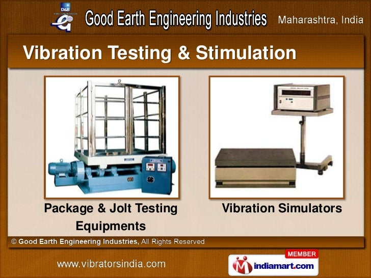 Industrial Vibrators by Good Earth Engineering Industries Mumbai.ppsx - 웹