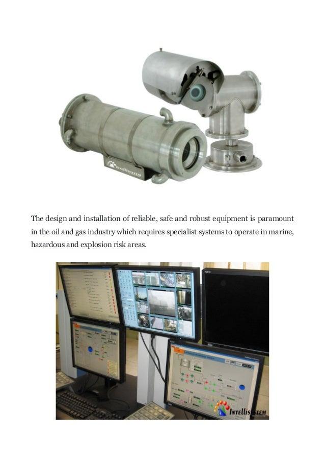 Industrial and Oil&Gas CCTV Security Videosuirveillance Slide 2