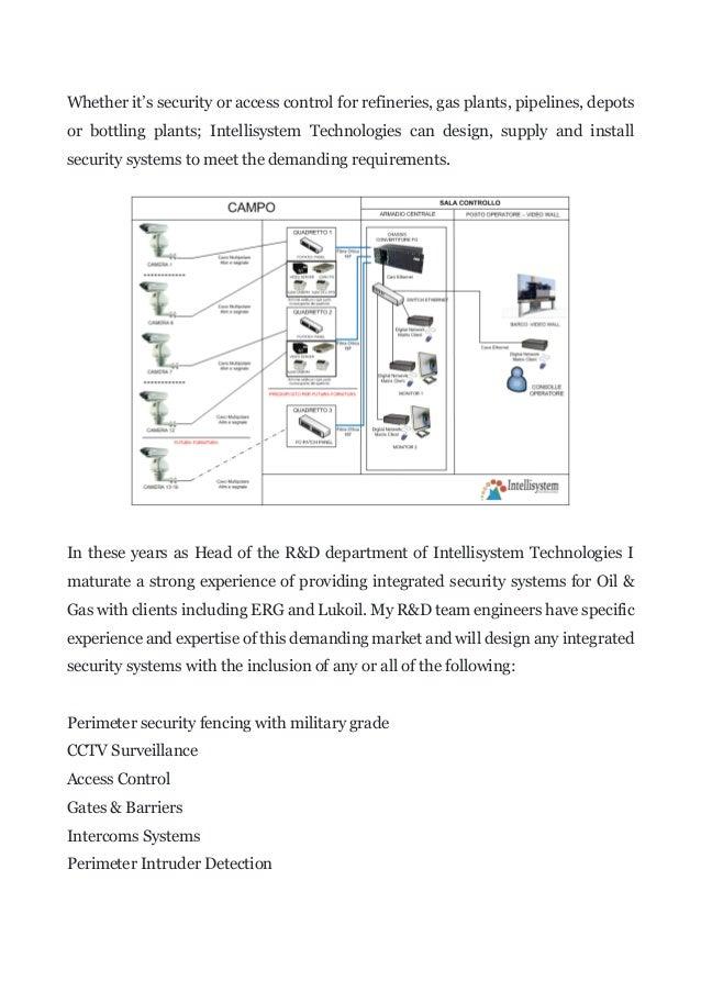 Industrial and Oil&Gas CCTV Security Videosuirveillance Slide 3