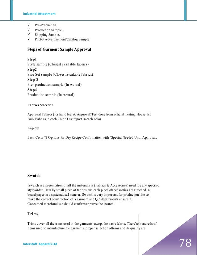 Copy Request Letter Format For Industrial Training