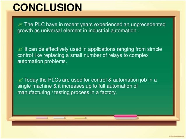 Industrial Automation Using Plc