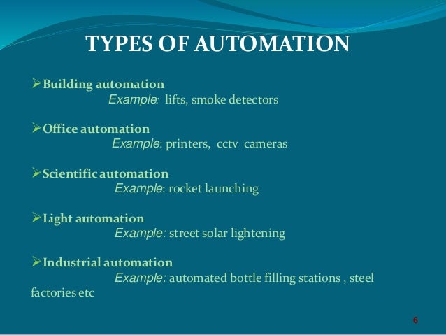 forms of automation There are a lot of business automation tools out there but the truth is, they all fall in one of 5 major categories decide which tools are right for you.