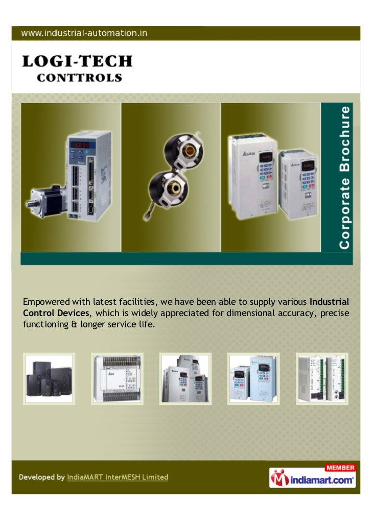 Empowered with latest facilities, we have been able to supply various IndustrialControl Devices, which is widely appreciat...