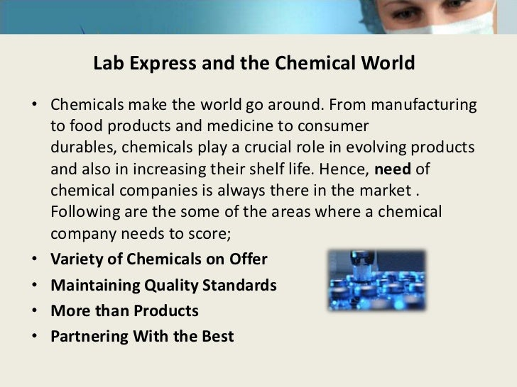 Industrial Chemicals Manufacturers USA