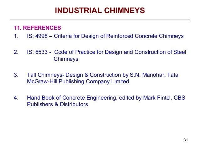 Rcc Chimney Construction : Industrial chimneys