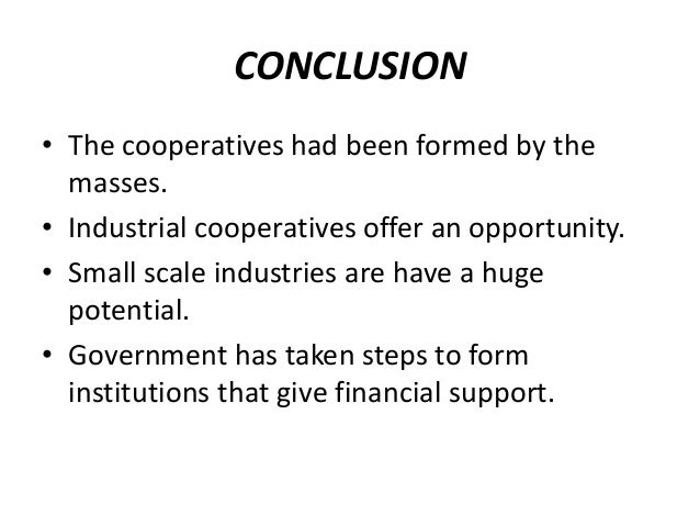 the problem of cooperative society in The problems of financing co-operative society projects in a competitive economy: a case study of corresponding author: onyeze clementina ngozi.