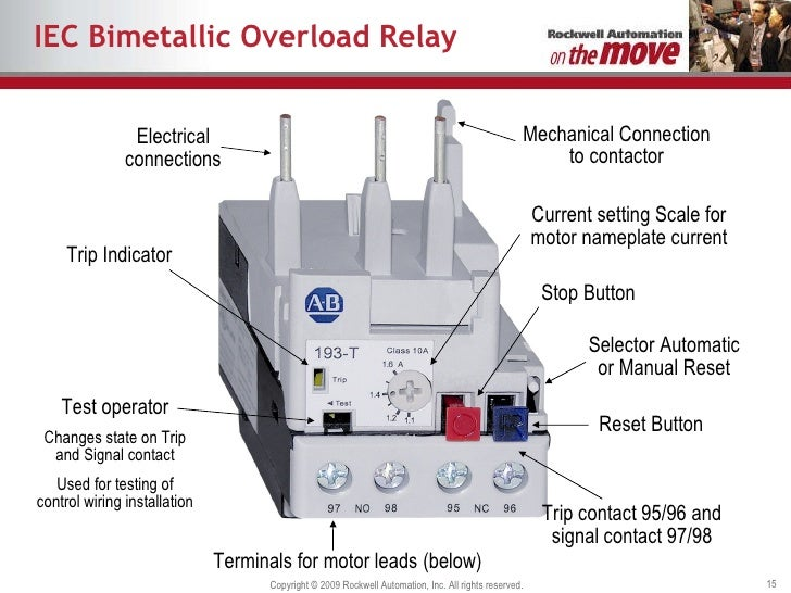 wiring diagram for contactor and overload   41 wiring