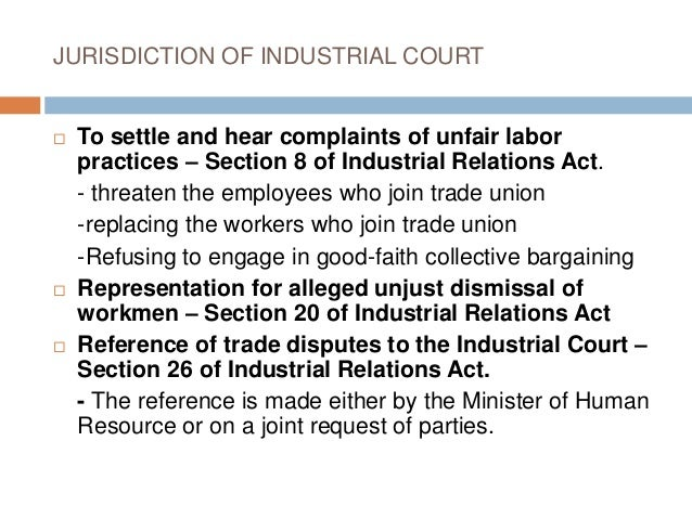 section 20 industrial relations act 1967 This revised act is an administrative consolidation of the industrial relations act  1946  all acts up to and including finance (certain european union and   employment regulation order (hotels joint labour committee) 1967 (si no   20—(1) subject to section 11 of this act and subsection (2) of this section, the .