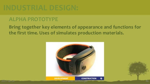ALPHA PROTOTYPE Bring together key elements of appearance and functions for the first time. Uses of simulates production m...