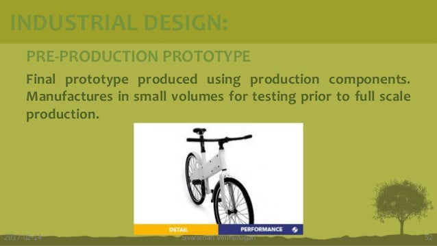 PRE-PRODUCTION PROTOTYPE Final prototype produced using production components. Manufactures in small volumes for testing p...