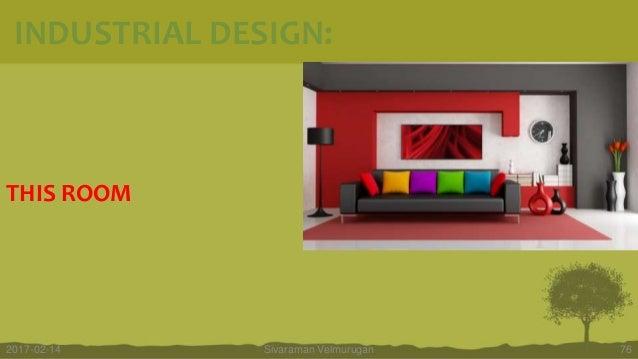 THIS ROOM Sivaraman Velmurugan 762017-02-14 INDUSTRIAL DESIGN: