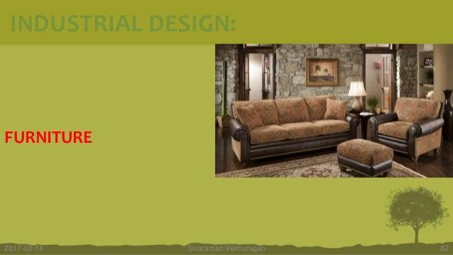 FURNITURE Sivaraman Velmurugan 822017-02-14 INDUSTRIAL DESIGN: