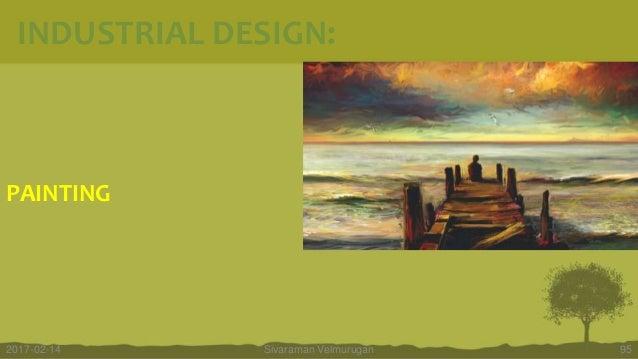 PAINTING Sivaraman Velmurugan 952017-02-14 INDUSTRIAL DESIGN: