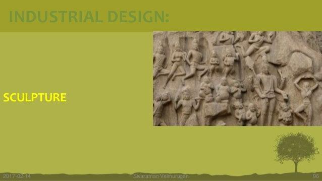 SCULPTURE Sivaraman Velmurugan 962017-02-14 INDUSTRIAL DESIGN: