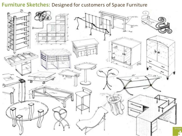 Furniture Sketches: ...