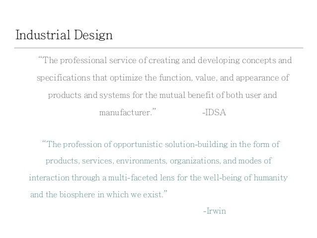 Industrial design presentation Slide 3