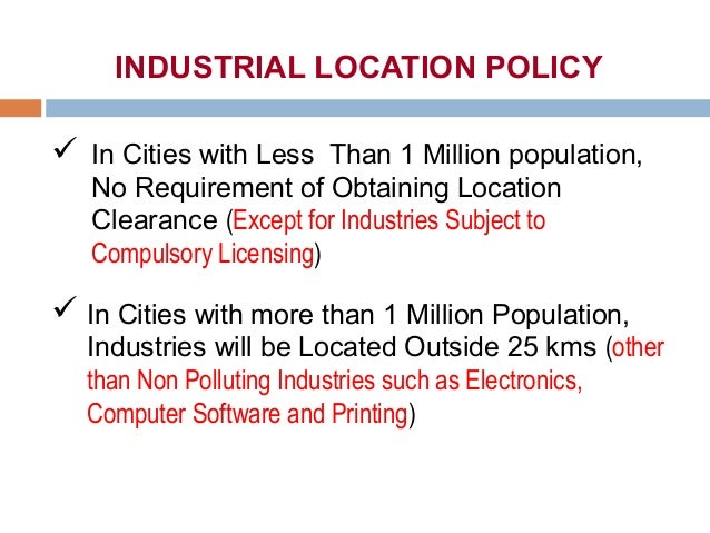 Industrial Development During the Five year Plans In india