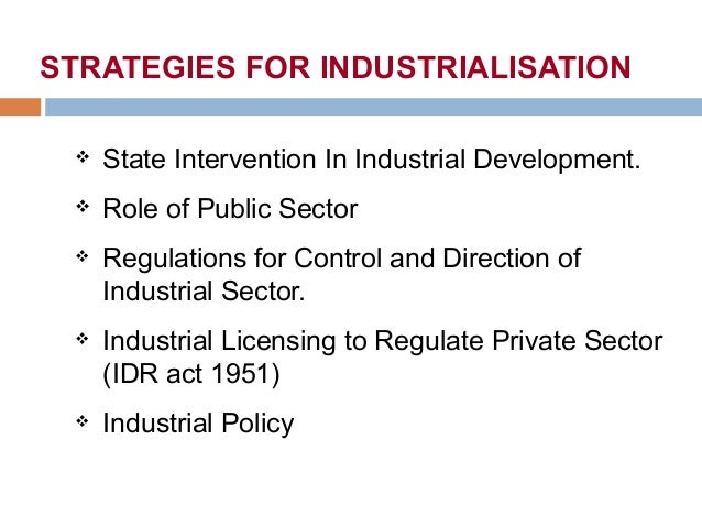 impact of the new industrial policy initiated in 1991 in india New industrial policy, 1991 india's new industrial nip initiated changes in india's industrial the impact of industrial reforms is reflected in.