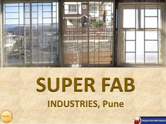 sc 1 st  SlideShare & Industrial Doors Manufacturer In Pune - SuperFab Industries