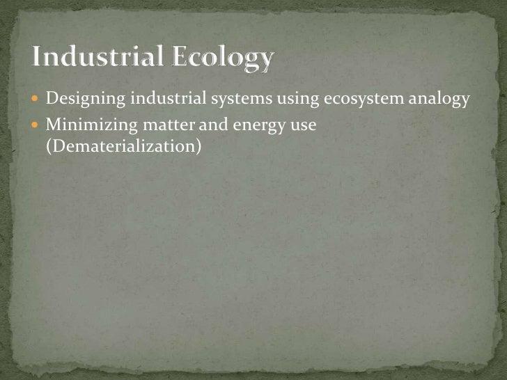 exploitative relationship ecology and environment