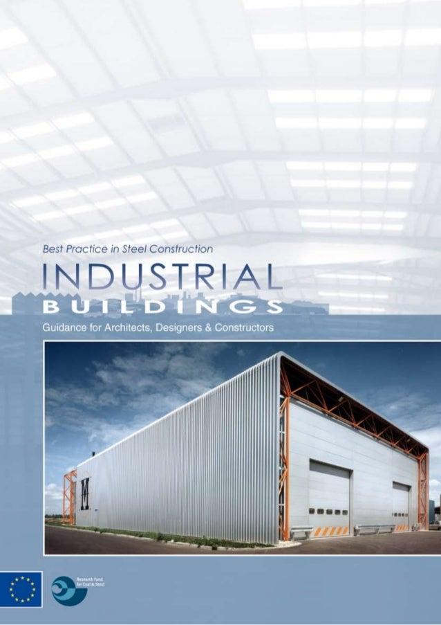 Best Practice in Steel Construction - Industrial Buildings                                           INDUSTRIAL           ...