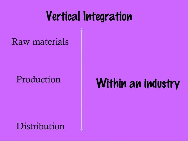 vertical integration cruise industry Vertical integration increases the synergies between cruise ship operations and other business interests, opens their research provides an understanding of what comprises a maritime cluster in a cruise port and to what extent core maritime industries involved coordinate and cooperate, and the.