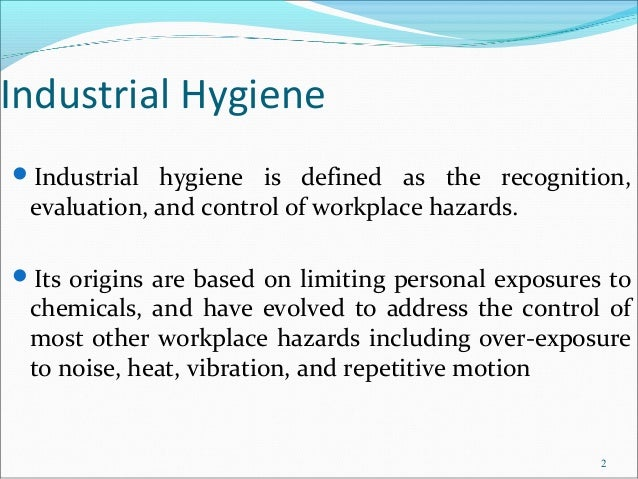 the industrial hygiene hazards in hospitals 132 industrial hygiene hospital jobs available on indeedcom environmental health and safety officer, industrial hygienist, technician and more.