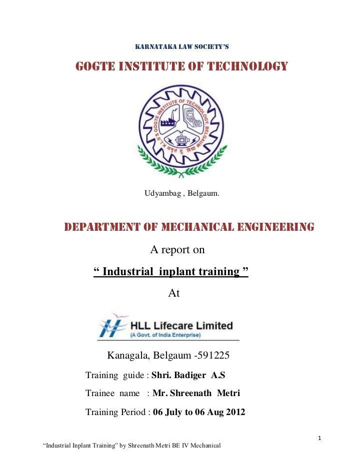 KarnataKa Law Society'S           Gogte Institute of Technology                                     Udyambag , Belgaum.   ...