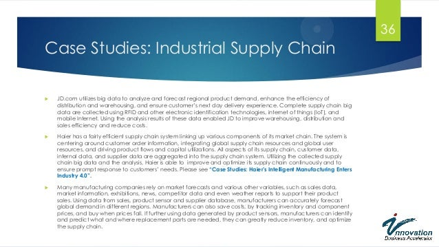 Supply chain case study interview