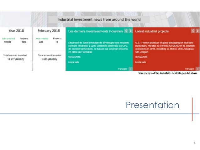 Industrial investments worldwide 2019 Slide 2