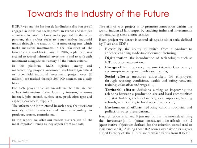 Industrial investments worldwide 2019 Slide 3