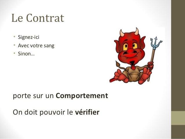 Industrialiser le contrat dans un projet PHP Slide 3