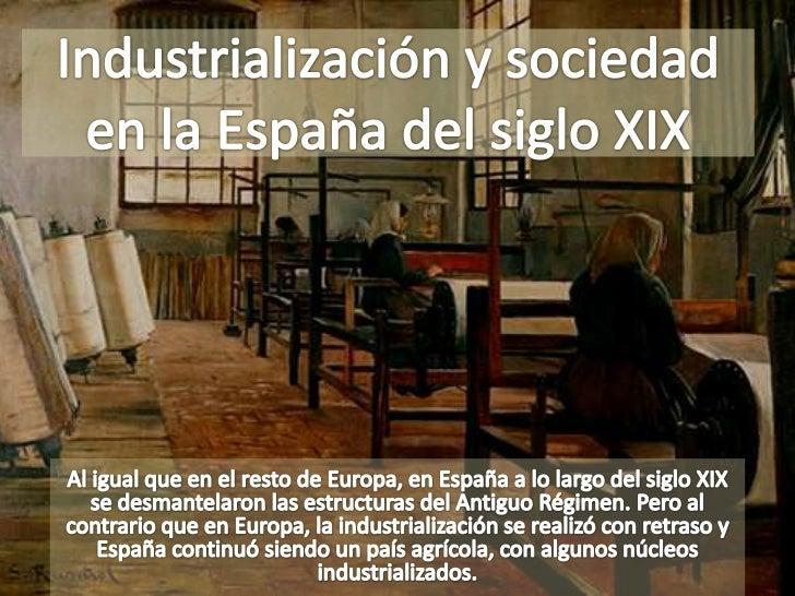1. La población española en el siglo XIX.      http://www.youtube.com/watch?v=XOatdpKI2O8&feature=relmfu• A lo largo del s...