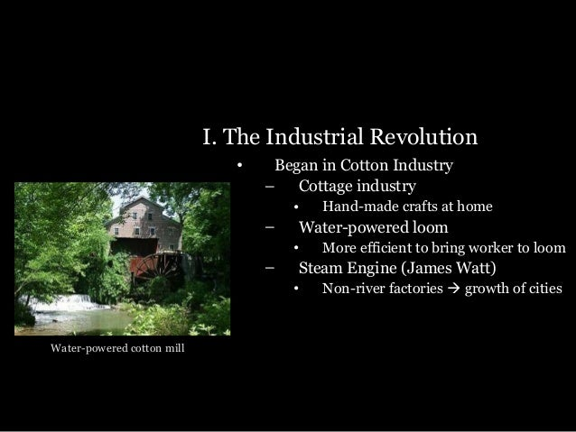imperialism and capitalist industrialization Competing economic theories capitalism (aka: market economy, free   industrialization leads to imperialism domination by one country of.