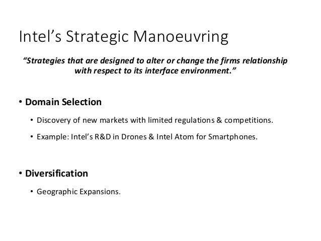 Current strategies of intels microprocessors marketing essay